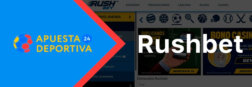 rushbet co casa de apuestas