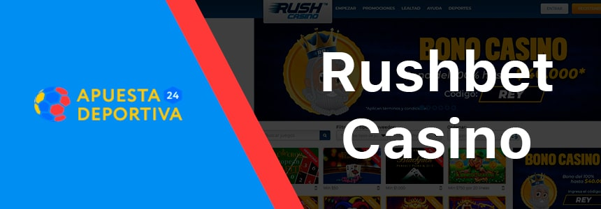 casino rushbet colombia