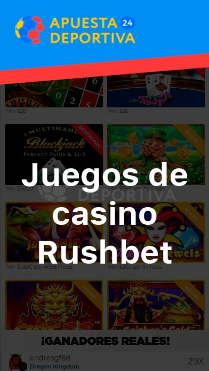 colombia casino en rushbet